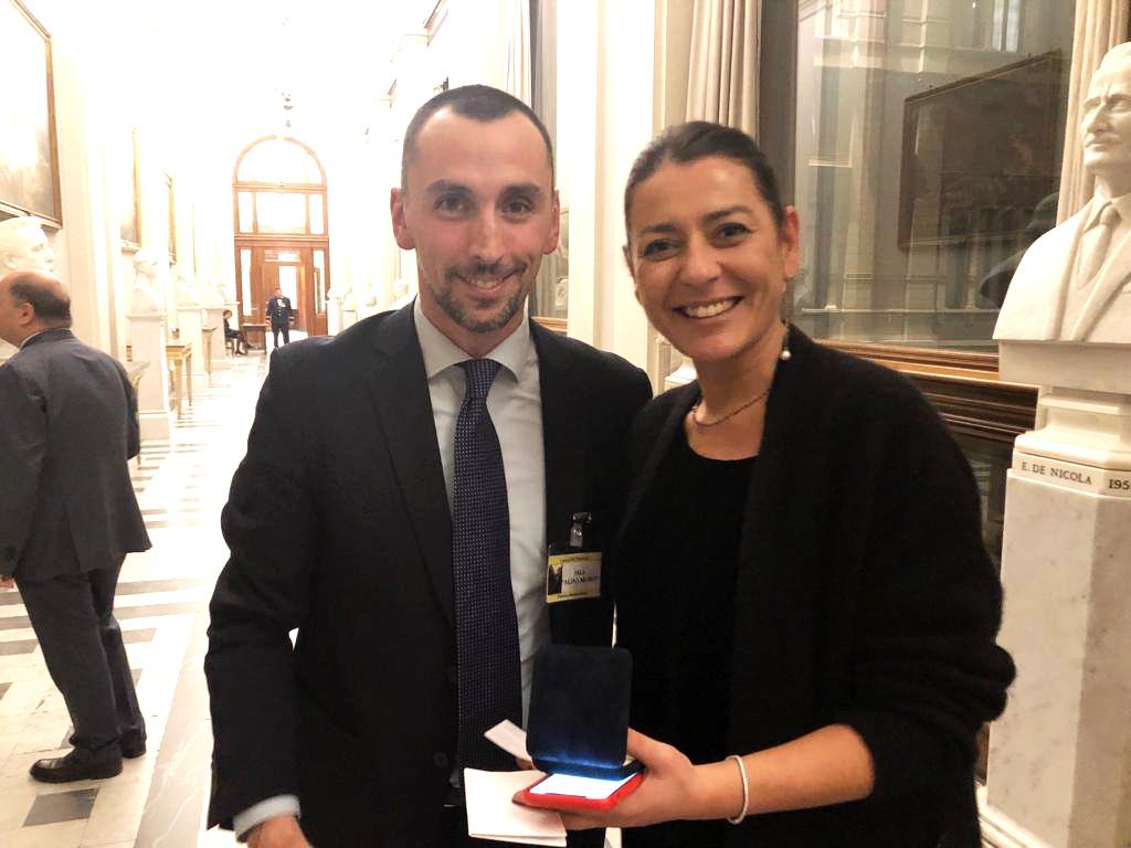Afi riceve riconoscimento della camera dei deputati afi for Camera dei deputati italiana
